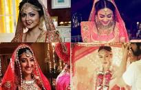 Who is TV's PRETTIEST bride?