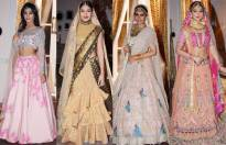 Which Star Plus bride looks best in her wedding attire?