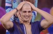 Do you support  Priyank's decision to go bald in Bigg Boss 11?