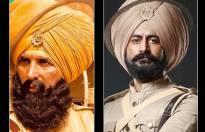Who looks better as Havildar Ishar Singh?