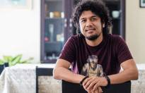 Do you think Papon is at fault in the kissing controversy?
