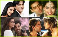 Quiz: Guess the movie name of these Bollywood romantic jodis!