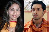 Vibha Anand and Vikrant Massey