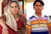 Surekha Sikri and Avinash Mukherjee