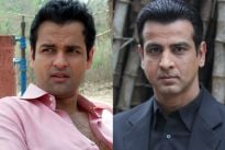 Rohit Roy and Ronit Roy