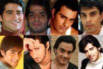 Hiten Tejwani and Karan Patel, Sanjit Bedi and Karan Singh Grover, Harshad Chopra and Kunal Karan Kapoor, Angad Hasija and Kinsh