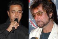 Gulshan Grover and Shakti Kapoor