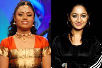 Amrita Moitra and Vrushali