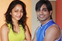 Vrushali and Jai Kumar Nair