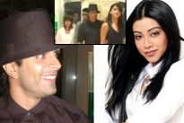Karan Singh Grover and Nicole Alvares