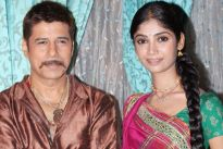 Sudesh Berry and Ratan Rajput