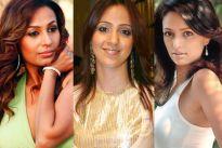 Kashmera Shah , Ishita Arun and Roshni Chopra