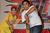 Disha Wakhani and Dilip Joshi