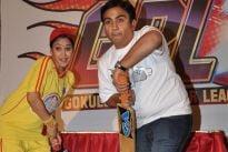 Disha Wakhani and Dilip Joshi