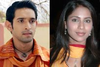 Vikrant Massey and Vibha Anand