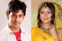 Shashank Vyas and Pratyusha Banerjee
