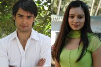 Vivian Dsena and Sukirti Khandpal