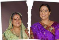 Himani Shivpuri and Mona Ambegaonkar