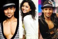 Salman Khan, Vrushali Chavan and Puneet Pathak