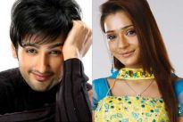 Nishant Malkani and Sara Khan