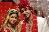 Sarwar Ahuja and Sneha Wagh
