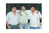 Deven Bhojani, JD Majethia,& Aatish Kapadia
