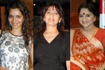 Shweta Kawatra, Archana Puran Singh and Sarita Joshi