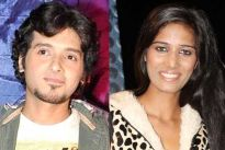 Divyendu Sharma and Poonam Pandey