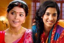 Snigdha Pandey (Rama) and Shruti Sharma (Renuka)