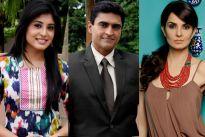 Kritika Kamra,Mohnish Behl and Rukhsar