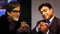 Amitabh Bachchan and Ram Kapoor