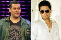 Salman Khan and VJ Siddharth