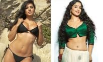 Sunny Leone and Vidya Balan