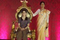 Priyal Gor and Aruna Irani