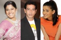 Renuka Shahane, Anoop Soni and Smita Bansal