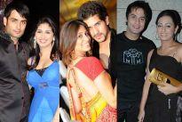 Vivian-Vahbbiz, Kishwar-Suyash and Ashita-Shailesh