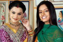 Meenakshi (Kanica Maheshwari) and Deepika Singh (Sandhya)