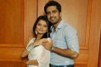 Avinash Sachdev and Rubina Dilaik