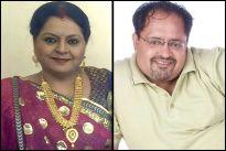 Falguni Desai and Neeraj Kshetarpal