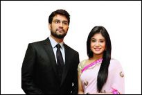 Sharad Kelkar and Kritika Kamra
