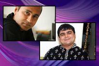 Producer-director Vipul Amrutlal Shah and Deven Bhojani