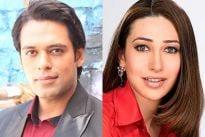 Samir Kochhar and Karisma Kapoor