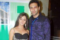 Nandish Sandhu and Rashmi Desai