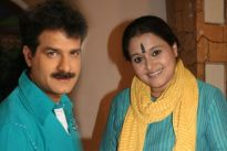 J D Majethia and Supriya Pathak