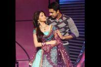 Rubina Dilaik and Avinash Sachdev