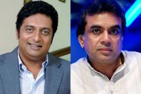 Prakash Raj and Paresh Rawail