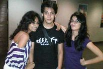 Archana Taide, Ayaz Ahmed and Annie Gill