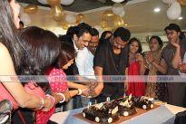 Anuj Saxena with 'Devyani' team