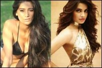 Poonam Pandey and Bipasha Basu