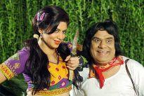Kavita Kaushik and Gopi Bhalla